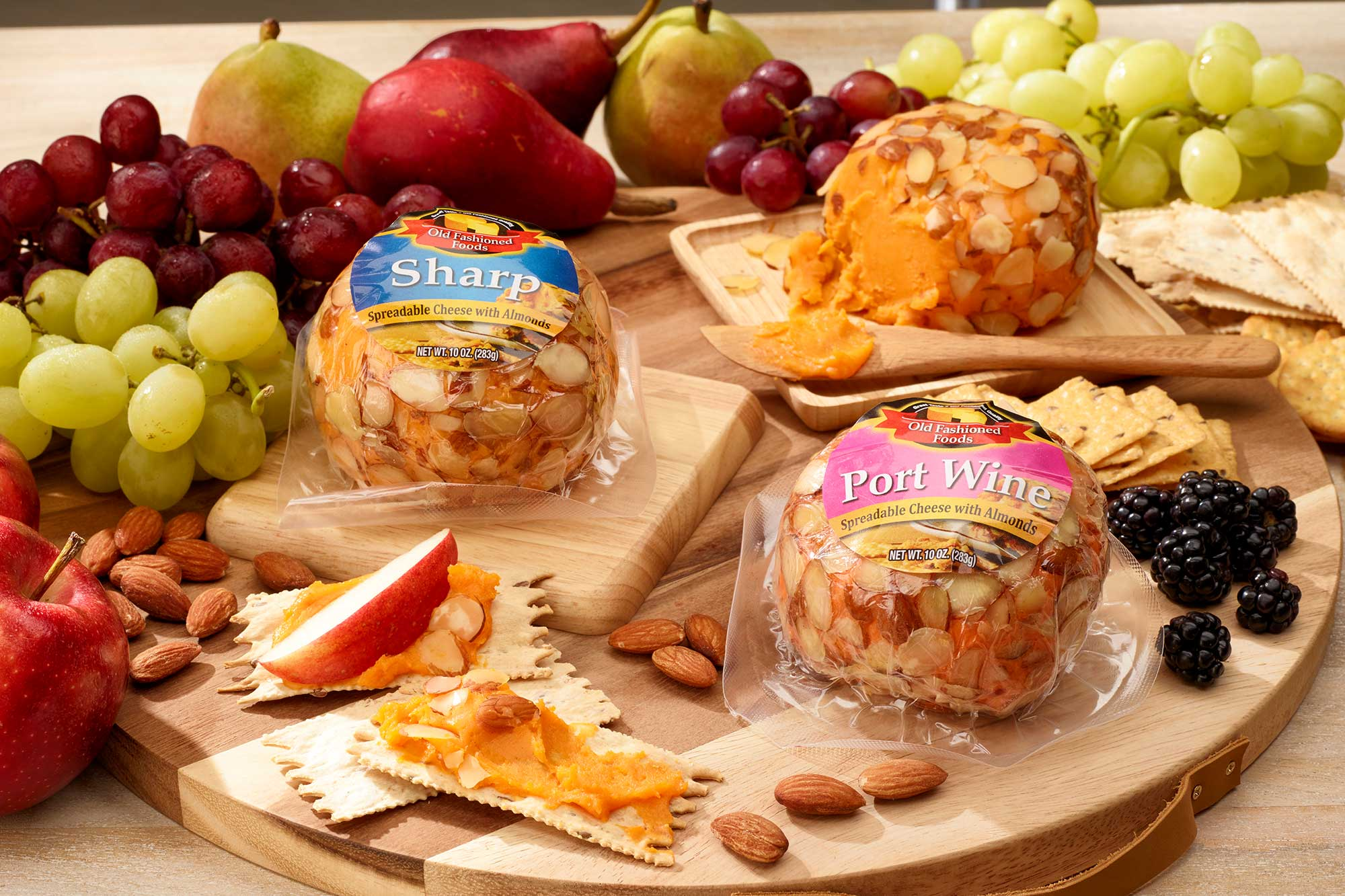 Old Fashioned Cheese Cheese Ball